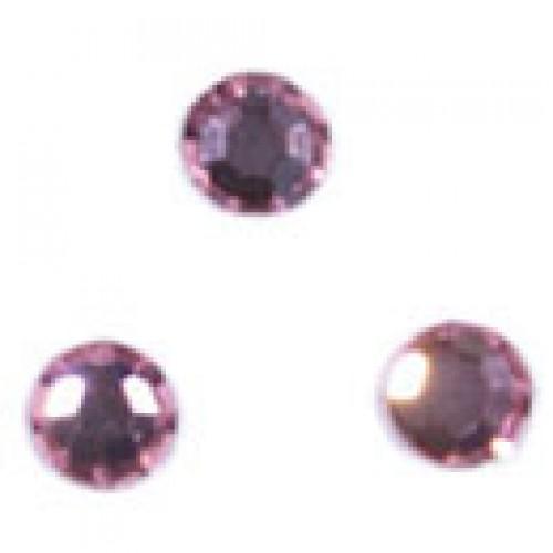 Στρασάκια Swarovsky μικρά ροζ